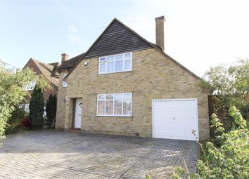 Thumbnail 3 bed detached house for sale in Croft Close, North Hillingdon