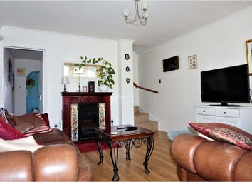 Thumbnail 2 bedroom semi-detached house for sale in Blenheim Way, Peterborough