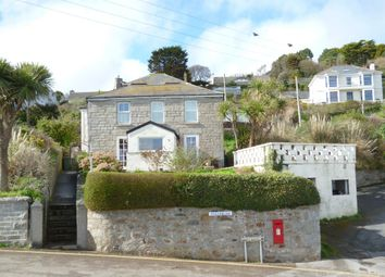 Thumbnail 6 bed detached house for sale in The Parade, Mousehole, Penzance