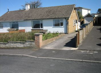 Thumbnail 2 bed semi-detached bungalow to rent in Holly Ridge, Portishead, Bristol