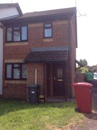 Thumbnail 1 bed end terrace house to rent in Hardy Close, Cippenham, Slough