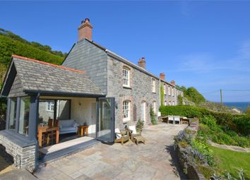 Thumbnail 3 bedroom end terrace house for sale in West Portholland, Portloe, Roseland Peninsula