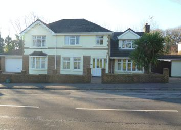Thumbnail 4 bed detached house for sale in Romilly Park Road, Barry