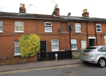 Thumbnail 2 bed terraced house for sale in Cannon Street, New Town, Colchester