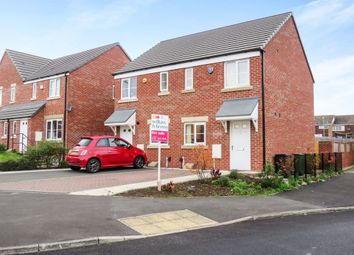 Thumbnail 2 bedroom semi-detached house for sale in Swarcliffe Avenue, Leeds