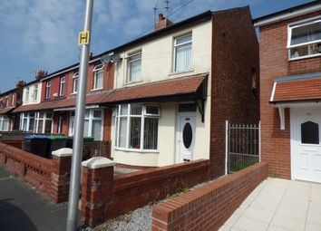 Thumbnail 3 bed terraced house for sale in Harcourt Road, Blackpool