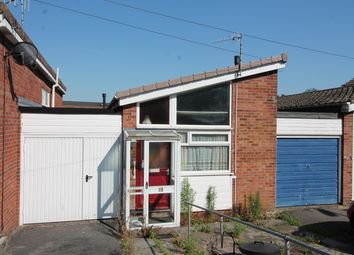Thumbnail 2 bed terraced bungalow for sale in The Paddock, Portishead, North Somerset