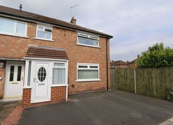 Thumbnail 3 bed end terrace house for sale in Poplar Place, Guisborough, North Yorkshire
