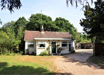 3 bed detached bungalow for sale in Broadbridge Lane, Horley RH6