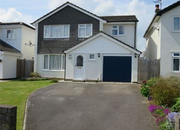 Thumbnail 4 bedroom detached house for sale in Highfield, Caerwent, Monmouthshire