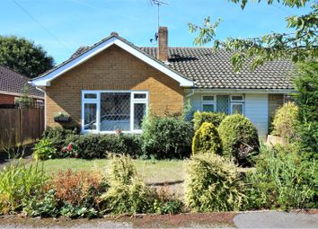 Thumbnail 2 bed bungalow for sale in Oakwood Drive, Whitstable