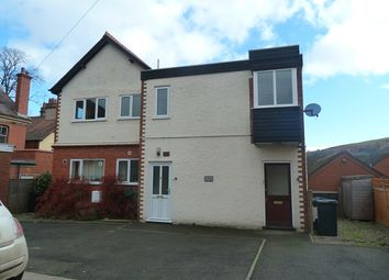 Thumbnail 2 bed flat to rent in 2 Lorne House, Sandford Avenue, Church Stretton