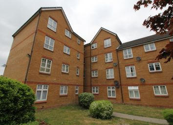 Thumbnail 2 bedroom flat to rent in Greenhaven Drive, Thamesmead