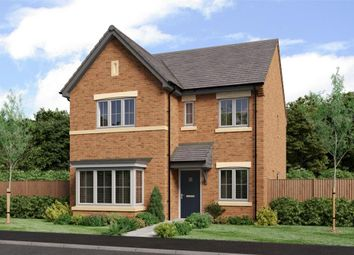 "Thumbnail 4 bed detached house for sale in ""The Mitford"" at Low Lane, Acklam, Middlesbrough"