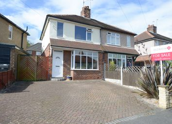 Thumbnail 2 bed semi-detached house for sale in Darwin Avenue, Chesterfield