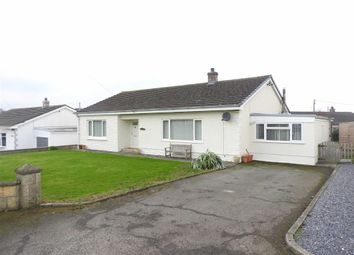 Thumbnail 3 bed detached bungalow for sale in Verwig Road, Cardigan