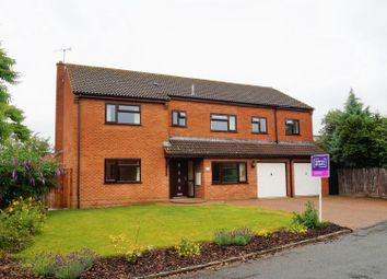 Thumbnail 5 bed detached house for sale in Hanley Orchard, Hanley Swan
