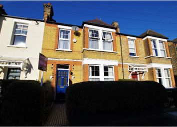 Thumbnail 3 bed terraced house for sale in Thornwood Road, London