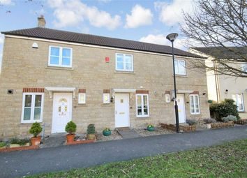Thumbnail 2 bed terraced house for sale in Cookham Road, Oakhurst, Swindon