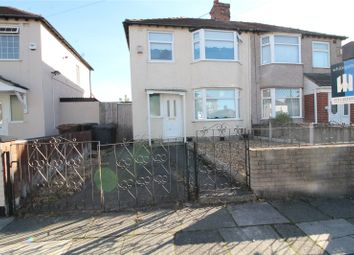 Thumbnail 3 bed semi-detached house for sale in King Avenue, Bootle
