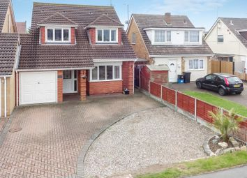 Thumbnail 4 bed link-detached house for sale in Princes Avenue, Mayland, Chelmsford