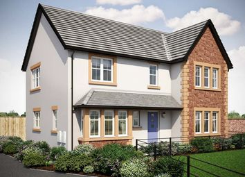Thumbnail 4 bed detached house for sale in Plot 13, The Douglas, Brockley Bank, Plumpton, Penrith