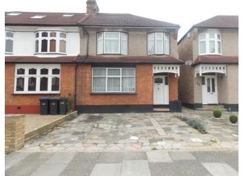 Thumbnail 3 bed end terrace house for sale in Faversham Avenue, Enfield