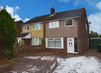 Thumbnail 3 bed property to rent in Cheswick Drive, Gosforth, Newcastle Upon Tyne