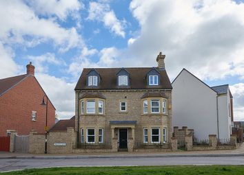 Thumbnail 5 bedroom detached house for sale in Trecastle Road, Swindon, Wiltshire