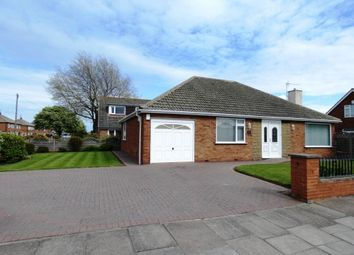 Thumbnail 3 bed bungalow to rent in West Dyke Road, Kirkleatham, Redcar
