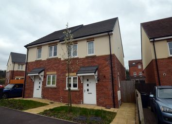 Thumbnail 2 bed semi-detached house for sale in Par Four Lane, Lydney