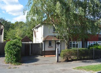 Manor Green Road, Epsom KT19. 3 bed semi-detached house