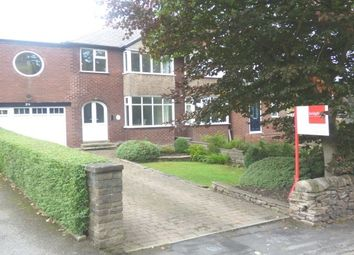 Thumbnail 3 bed property to rent in Buxton Old Road, Macclesfield