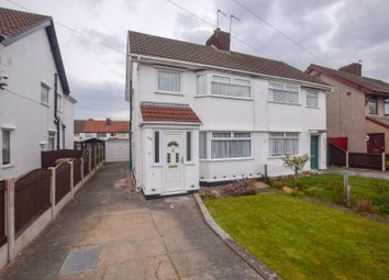Thumbnail 3 bedroom semi-detached house for sale in Fishers Lane, Pensby, Wirral