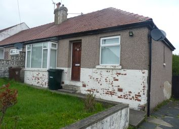 Thumbnail 2 bed semi-detached bungalow to rent in Briardale Road, Bradford