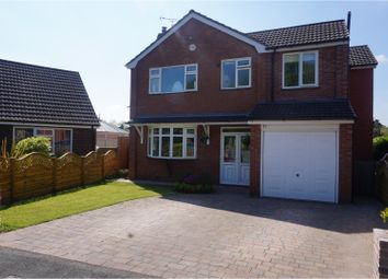 Thumbnail 4 bed detached house for sale in High Elm Drive, Hale Barns