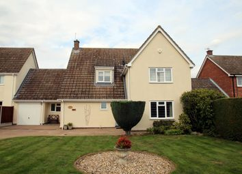 High Road, Leavenheath, Colchester CO6. 4 bed detached house for sale