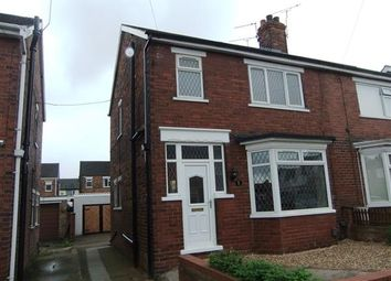 Thumbnail 3 bed semi-detached house to rent in Abbey Road, Scunthorpe