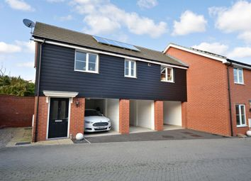 Thumbnail 2 bed property for sale in The Croft, Little Canfield, Dunmow