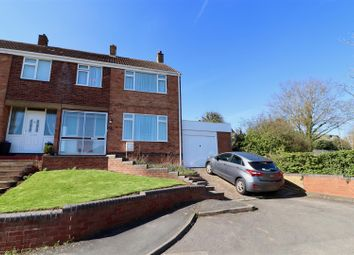 Thumbnail 3 bedroom semi-detached house for sale in Hillcrest, Cubbington, Leamington Spa