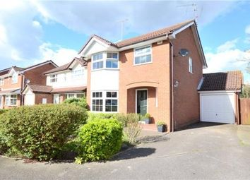 Thumbnail 4 bed detached house for sale in Constable Way, College Town, Sandhurst