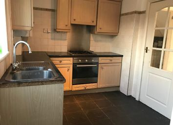 Thumbnail 2 bed end terrace house to rent in Hunters Hall Road, Romford
