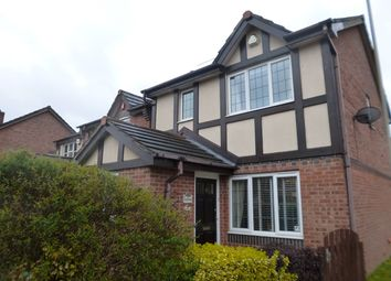 Thumbnail 3 bedroom detached house for sale in St Davids Road, Leicester