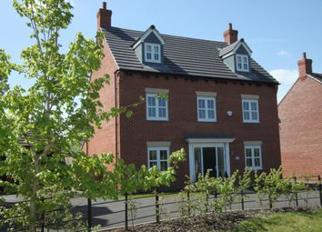 Thumbnail 5 bed terraced house for sale in Wood Drive, Kegworth