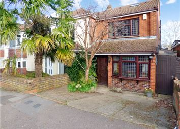 Thumbnail 4 bed semi-detached house for sale in Copsewood Road, Southampton, Hampshire
