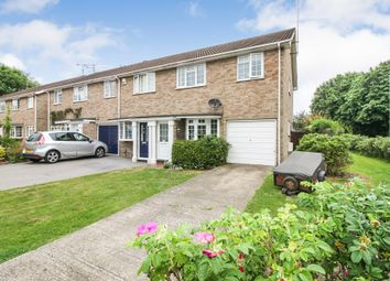 Thumbnail 3 bed end terrace house for sale in Montacute Close, Farnborough, Hampshire