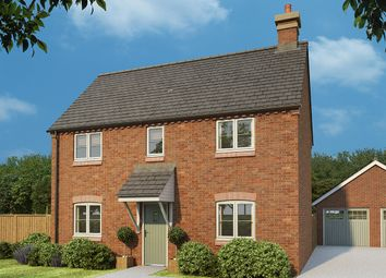 "Thumbnail 4 bed detached house for sale in ""Cedar"" at Burcote Road, Towcester"