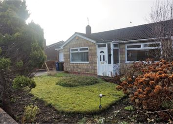 Thumbnail 2 bed semi-detached bungalow for sale in Farne Avenue, Newcastle Upon Tyne