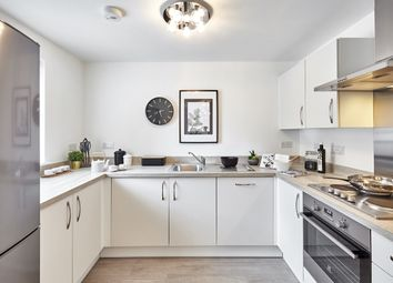 Thumbnail 1 bed flat for sale in Lywood Drive, Sittingbourne