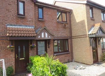 Thumbnail 2 bed terraced house for sale in Lawn Close, Plympton, Plymouth